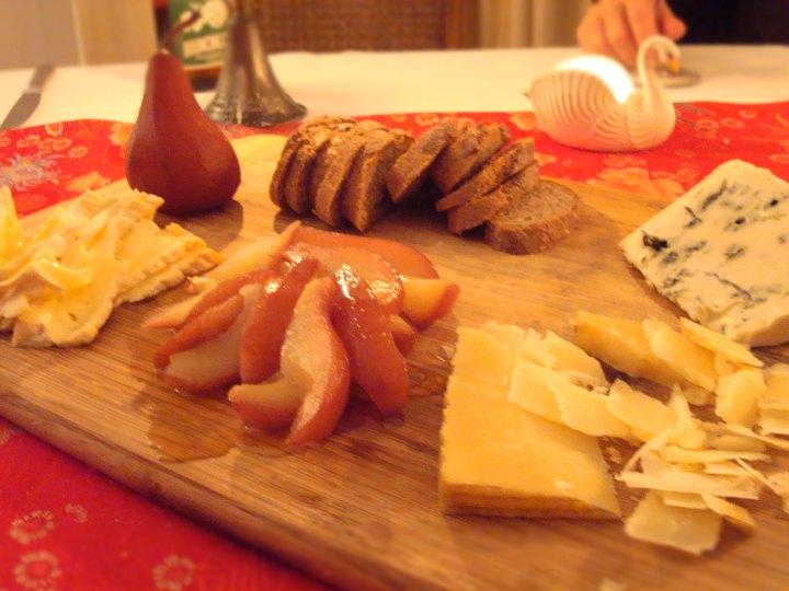 Roquefort, Manchego