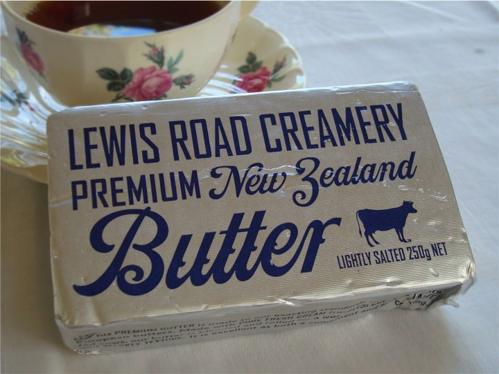Lewis Road Creamery Butter