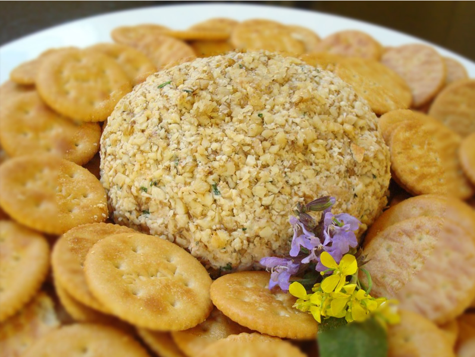 ... 70's Cheese Ball – my nostalgic Christmas nibble | Life and Cheese