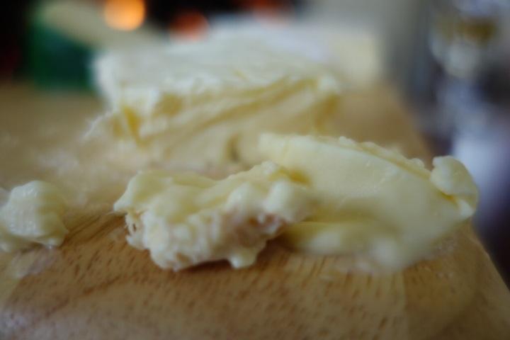 Alpeggio - Emiio's washed rind, Taleggio-style cheese.