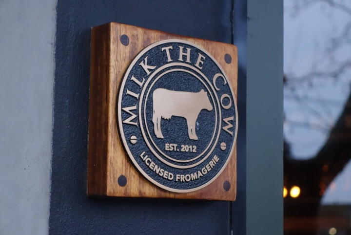 Milk the Cow -  a licensed fromagerie in St Kilda, Melbourne